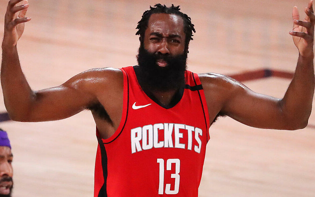 James Harden, Brooklyn Nets, Houston Rockets, Cleveland Cavaliers, Indiana Pacers, NBA