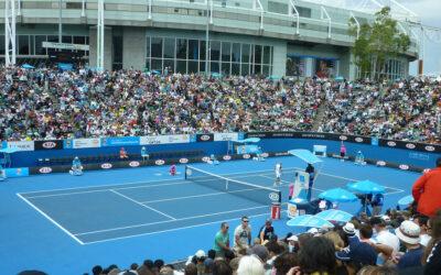 Open d'Australie, Finales